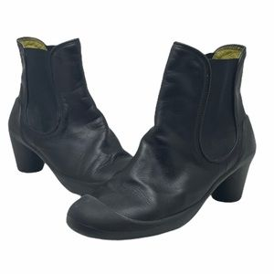 Camper Leather Chelsea Boots Size 37